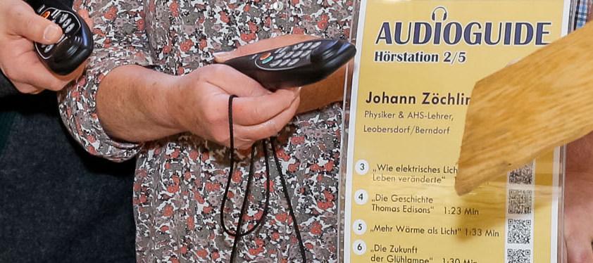 Auf akustischer Entdeckungsreise im südlichen Niederösterreich